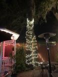 Decor at the Raintree, St. Augustine, FLA